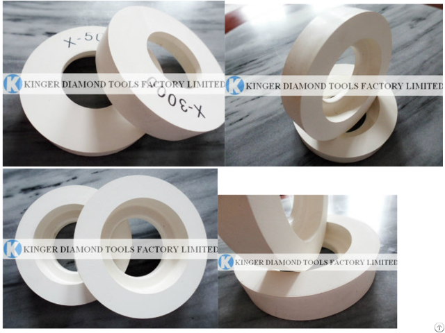 X5000 X3000 Diamond Grinding Wheel For Glass Excellent Polishing