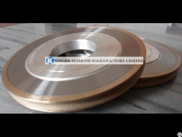 Aluminium Plate Resin Whee Full Segmented For Glass Polishing