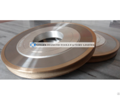 Aluminium Plate Resin Whee Full Segmented For Glass Polishing