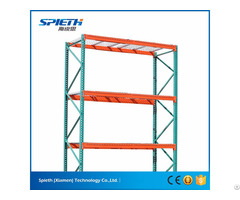 Warehouse Heavy Duty Teardrop Pallet Racking