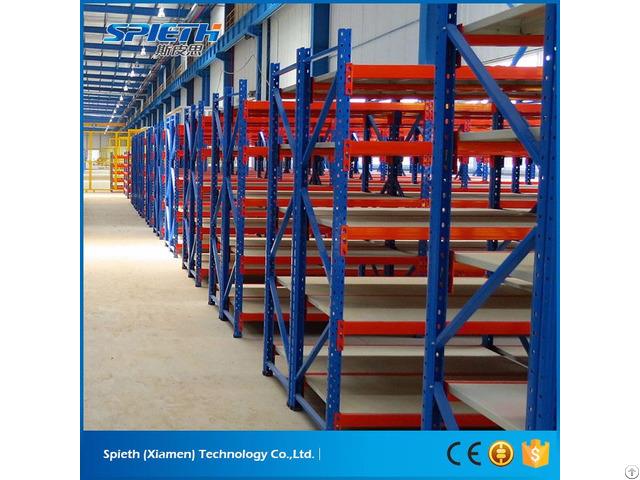 Medium Duty Storage Longspan Shelving