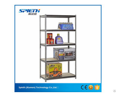 Industrial Storage Garage Metal Boltless Shelving Unit Rack