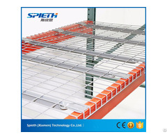 Galvanized Wire Decking For Pallet Rack