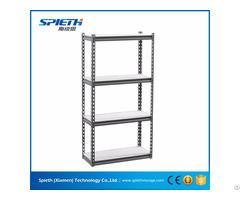Industrial Storage Garage Library Used Metal Boltless Shelving Unit Rack