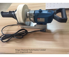Kinger Top Quality Portable Polishing Machine For Glass