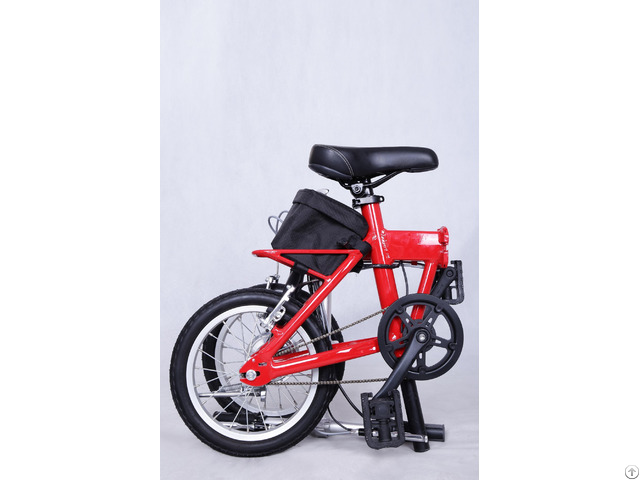 Lithium Folding Electric Bicycle