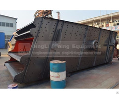 Easy Transport Competitive Price Ore Vibrating Screen Machine