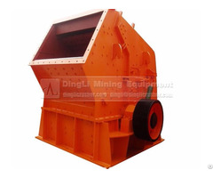 Factory Direct Supplier Energy Saving Ore Impact Crusher