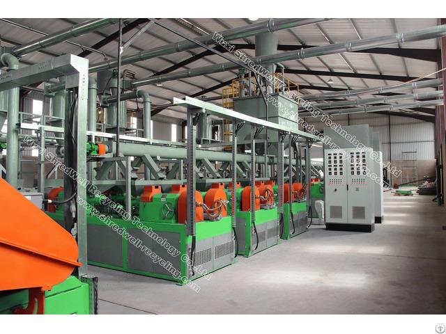 Industrial Waste Rubber Pulverizer For Making 30 120mesh Fine Powder