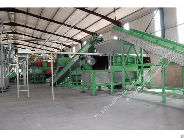 Hot Sale Wire Free Mulch Plant Making 10 30mm Rubber Chips