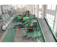 Automatic Waste Rubber Powder Plant Make Final Product Size In 30 120msh