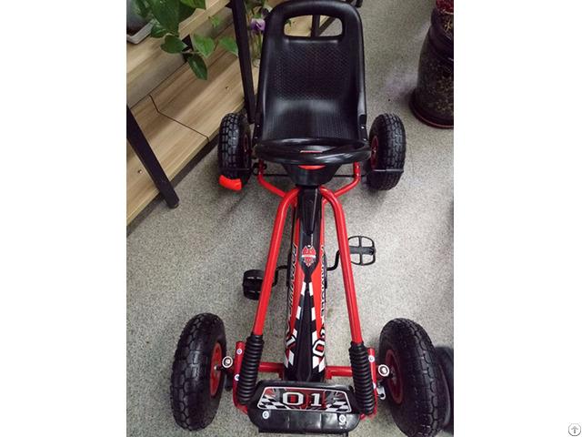 A 15 Kids Pedal Go Kart New Model