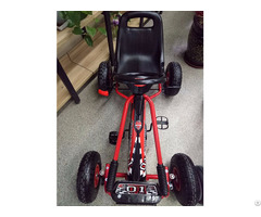 A 15 Kids Pedal Go Kart New Model