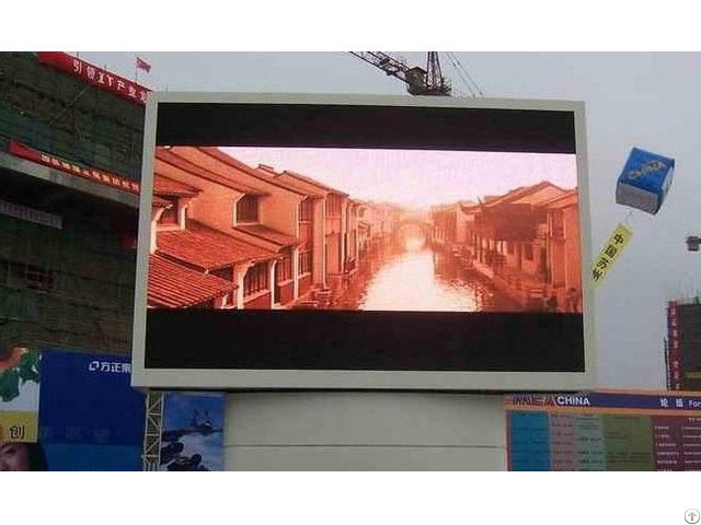 Led Indoor Outdoor Full Color Display Screens