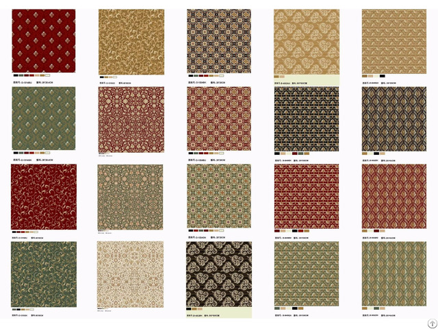 Custom Make Carpet In China