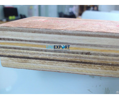 Wbp Melamine Container Flooring Plywood