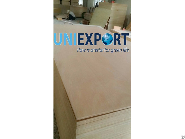 Commercial Plywood Vietnam High Quality