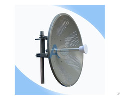 Wifi 90cm Dish Mimo Dual Polarization Outdoor Directional Antenna