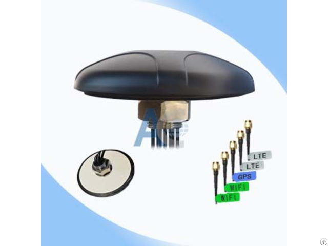 Wifi Gps Gsm 5 In 1 Combination Screw Mounting Antenna