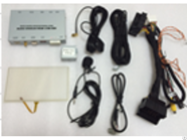 Car Video Interface For Audi Q3