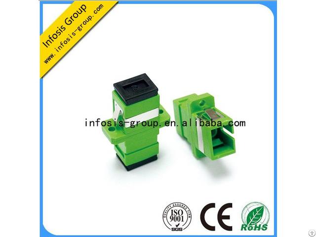 Lc Pc Apc Sc Fc St Sm Sx Fiber Optical Adapter In Shenzhen China