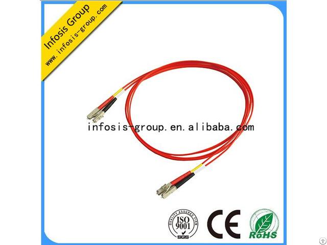 1m 2m 3m 5m Mm Duplex Fiber Optical Patch Cords