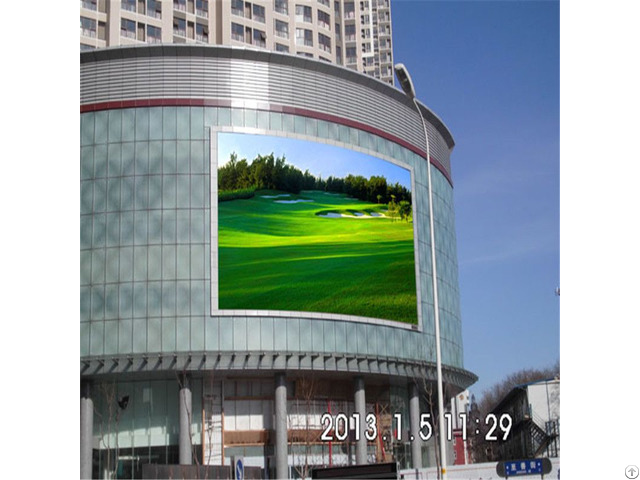 New Products Environmental Led Screen Smd P8 Cricket Live