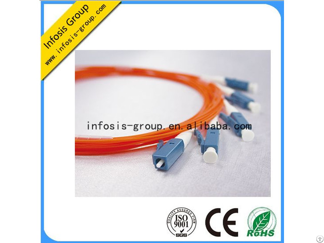 Best Materials Lc Pc Upc Apc Sm Mm 0 9 2 0 3 0mm Fiber Optic Pigtail
