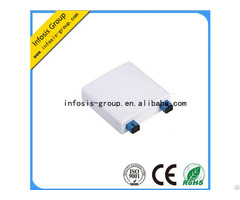 Port 2ftth Outlet Terminal Box