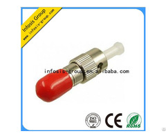 St Female To Male 5db 10db 15db Optic Optical Fiber Stoptical
