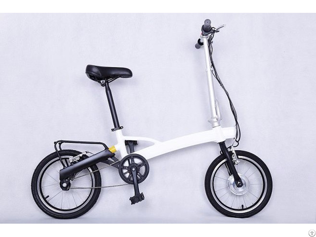 Oem Customized Folding Electric Bicycle E Bike