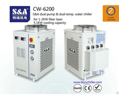 S And A Dual Control Chiller For Rofin Co2 Slab Laser