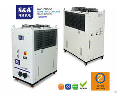 S And A Water Chiller For Computing Server
