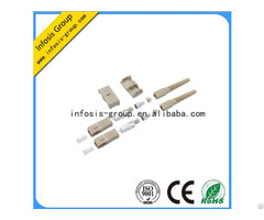 Cheap Price Sc Sm Mm Simplex Duplex 0 9 2 0 3 0mm Fiber Optic Connector With Ce Iso Rosh Certificate