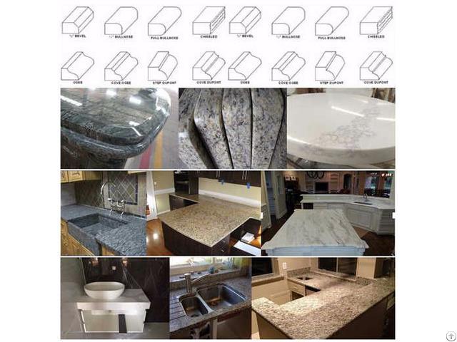 Vanity Top And Granite Kitchen Countertop