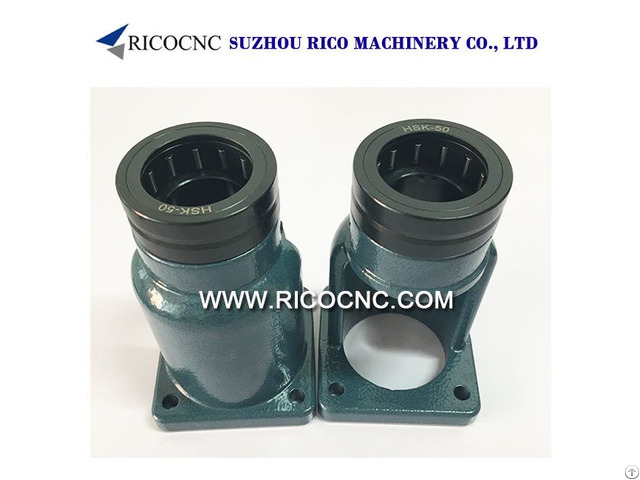 Iso30 Hsk50 Tool Holder Clamping Stand Roller Bearing Lock Seat
