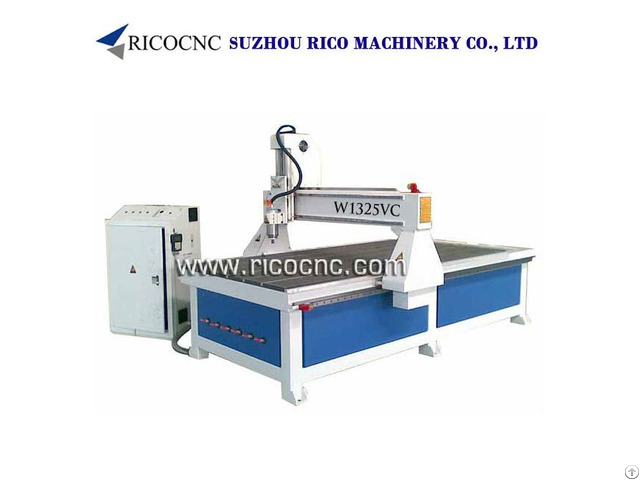 Kitchen Cabinet Carving Machine Wood Furniture Making Tool Woodworking Cnc Router W1530vc