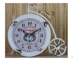 Metal Table Top Clocks