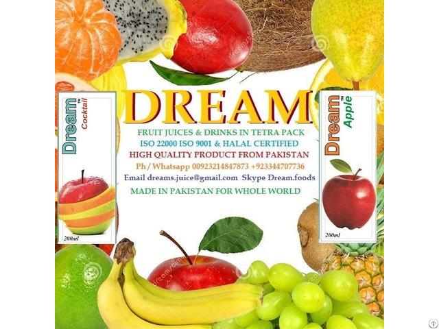 Dream Juice