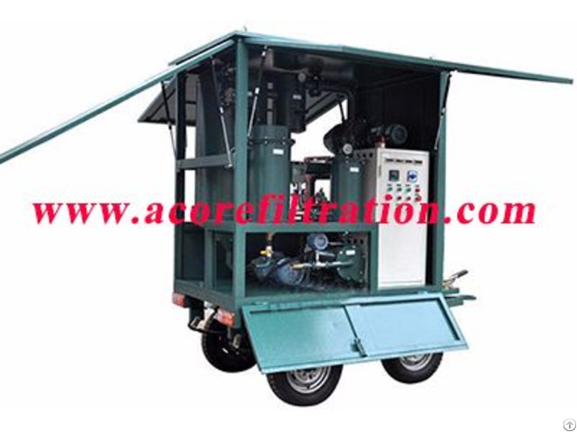 Price Transformer Oil Filtration Machine