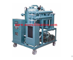 Waste Lubricating Oil Purifier Machine