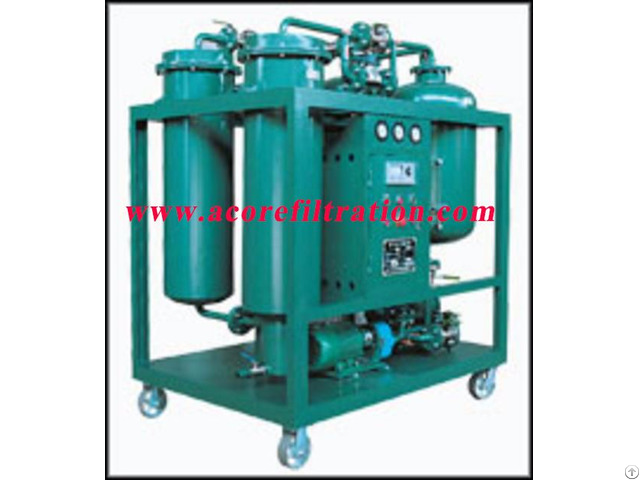 Vacuum Turbine Oil Purifier Factory