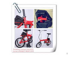 Customized Folding Electric Bicycle Foldable E Bike