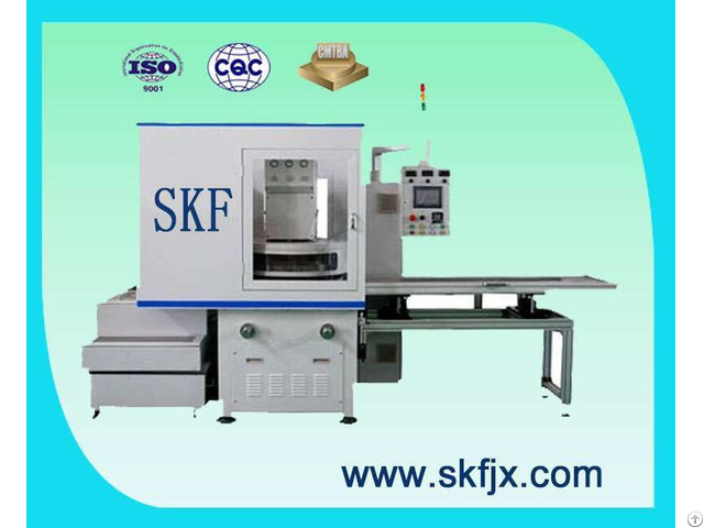 High Precision Double Disc Surface Grinding Machines