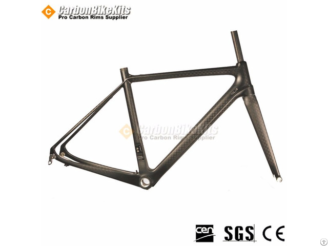 Carbonbikekits Carbon Road Bike Frame For Aero Design Cfm184