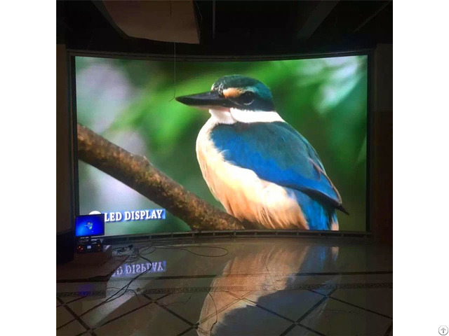 Direct Factory Price Environmental 2 5mm Pixel Pitch Wall Glass Led Display
