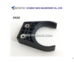Sk40 Tool Changer Gripper For Metal Carving Machine