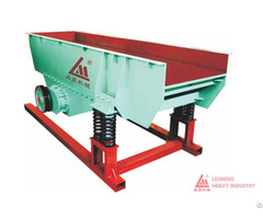 Gzd Zsw Series Vibrating Feeder