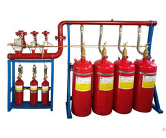 Fm200 Hfc 227ea Fire Extinguishing System