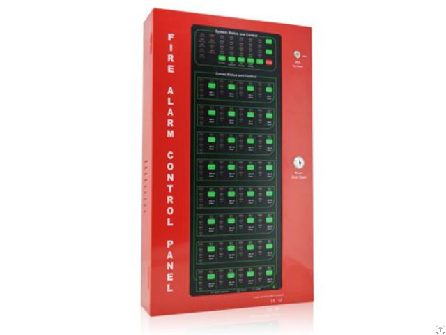 Asenware Conventional Fire Alarm Control Panel
